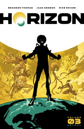Horizon, Vol. 3 TP