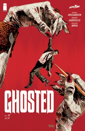 Ghosted #12