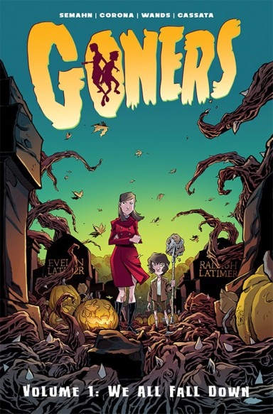 Goners, Vol. 1: We All Fall Down TP
