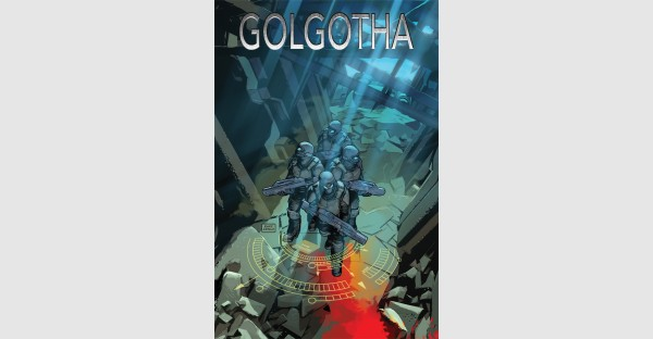 Sci-fi realism reaches new heights in GOLGOTHA this October