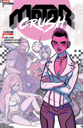 Motor Crush, Vol. 2 TP