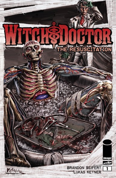 Witch Doctor: The Resuscitation #1 One Shot