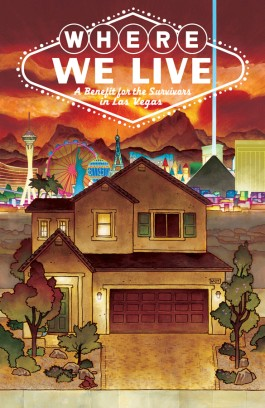Where We Live: Las Vegas Shooting Benefit Anthology TP