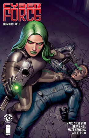 Cyber Force (2018) #3