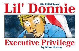 Lil' Donnie, Vol. 1: Executive Privilege HC