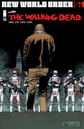 The Walking Dead #180