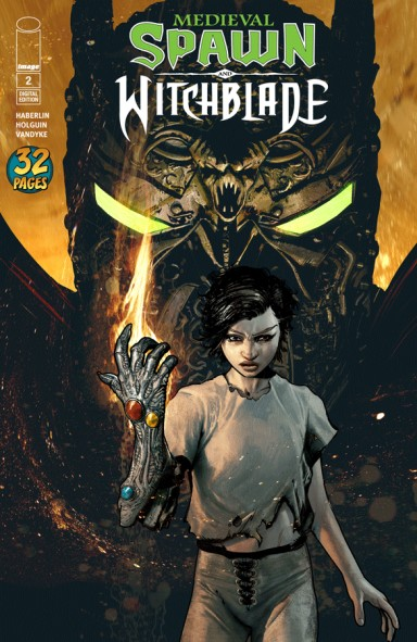 Medieval Spawn/Witchblade #2 (Of 4)