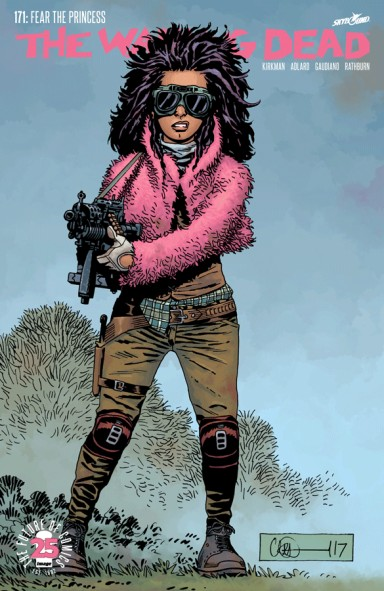 The Walking Dead #171