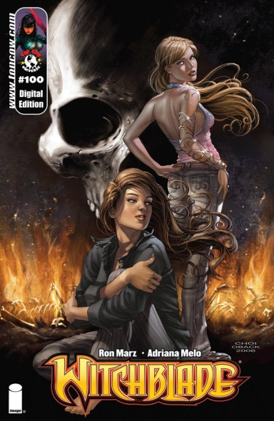 Witchblade #100