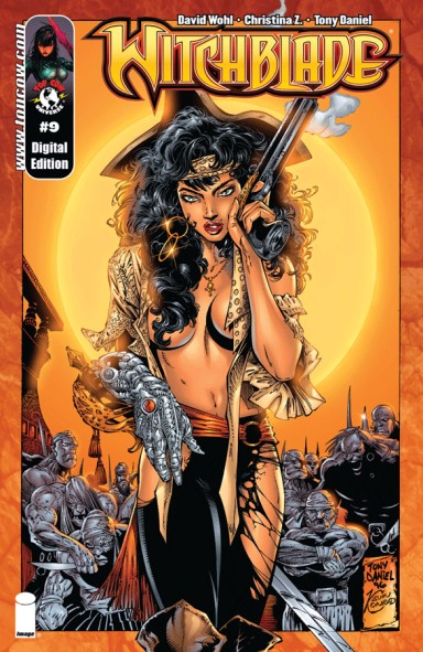 Witchblade #9