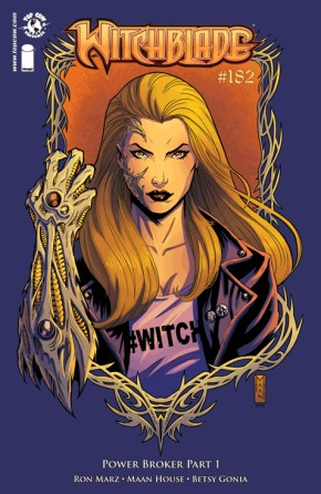 Witchblade #182