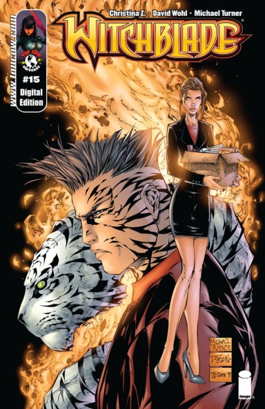 Witchblade #15