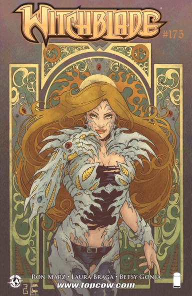 Witchblade #175