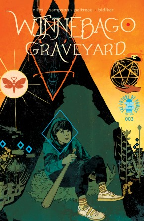 Winnebago Graveyard #3 (Of 4)
