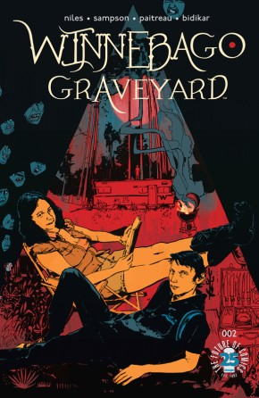 Winnebago Graveyard #2 (Of 4)
