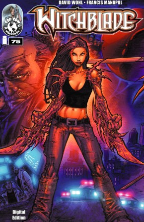 Witchblade #75