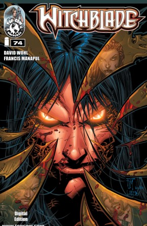 Witchblade #74