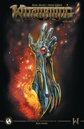 Witchblade, Vol. 1: Witch Hunt