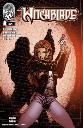 Witchblade #51