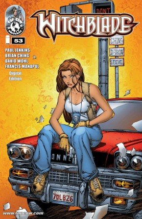 Witchblade #53