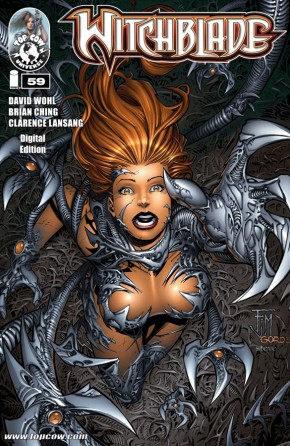 Witchblade #59