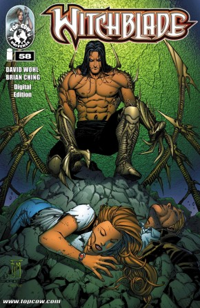 Witchblade #58