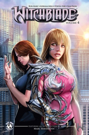Witchblade vol. 04
