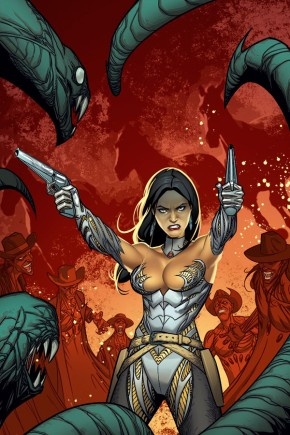 Witchblade: Day of the Outlaw #1 (One-Shot)