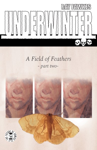 Underwinter: A Field Of Feathers #2