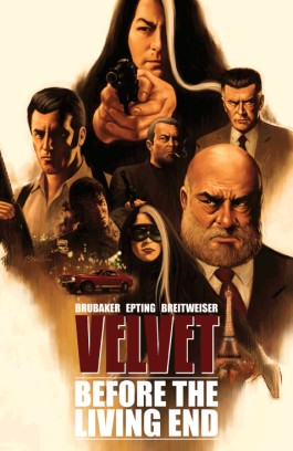 Velvet, Vol. 1: Before the Living End TP