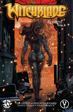 Witchblade: Rebirth, Vol. 4 TP