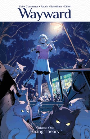 Wayward Vol. 1: String Theory TP