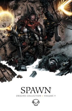 Spawn Origins, Vol. 9
