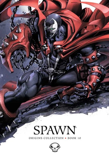 Spawn: Origins Collection, Book 10 HC