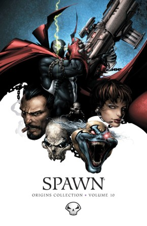 Spawn Origins, Vol. 10