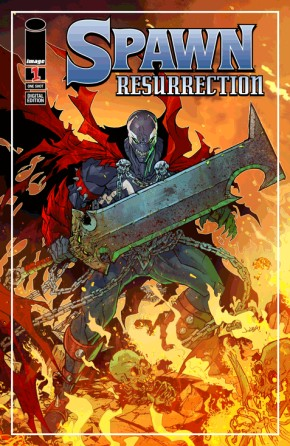 Spawn Resurrection #1