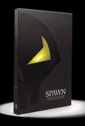 Spawn: Origins Deluxe Edition, Vol. 4 HC