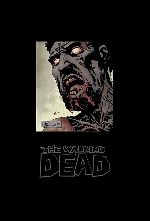 The Walking Dead Omnibus, Vol. 8 Cover