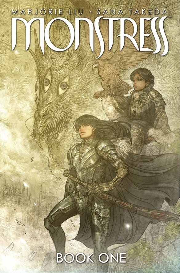 Monstress Book One Hardcover