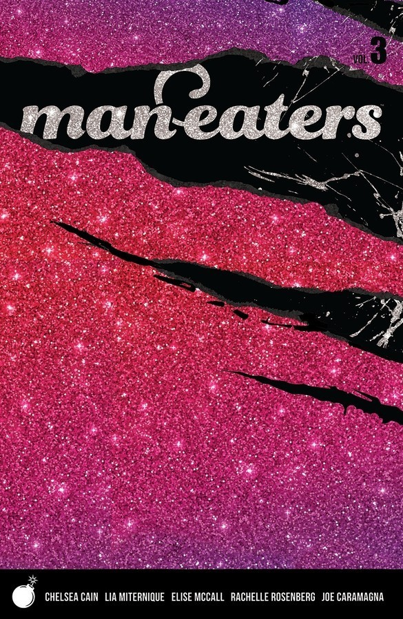 Man-Eaters, Vol. 3 Cover