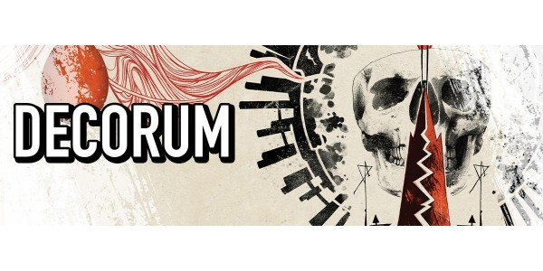 ANOTHER RELEASE DAY SELLOUT FROM IMAGE—DECORUM #1 BY HICKMAN & HUDDLESTON