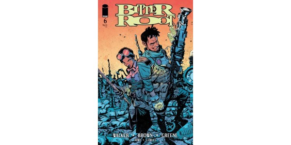 BESTSELLING BITTER ROOT SERIES IN DEVELOPMENT FOR FILM, WELCOMES NEW COLORIST SOFIE DODGSON, KICKS OFF NEW STORY ARC