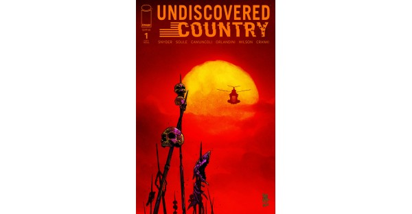 UNWAVERING DEMAND FOR UNDISCOVERED COUNTRY RUNS RAMPANT COUNTRYWIDE, RETAILERS REORDERING THE DEBUT ISSUE AT UNBEATABLE SPEED