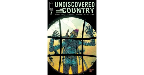 UNDISCOVERED COUNTRY #3 FLIES OFF SHELVES AT BREAKNECK SPEED AS REORDERS SKYROCKET