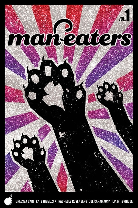 Man eaters vol 1 tp b904fdfe95