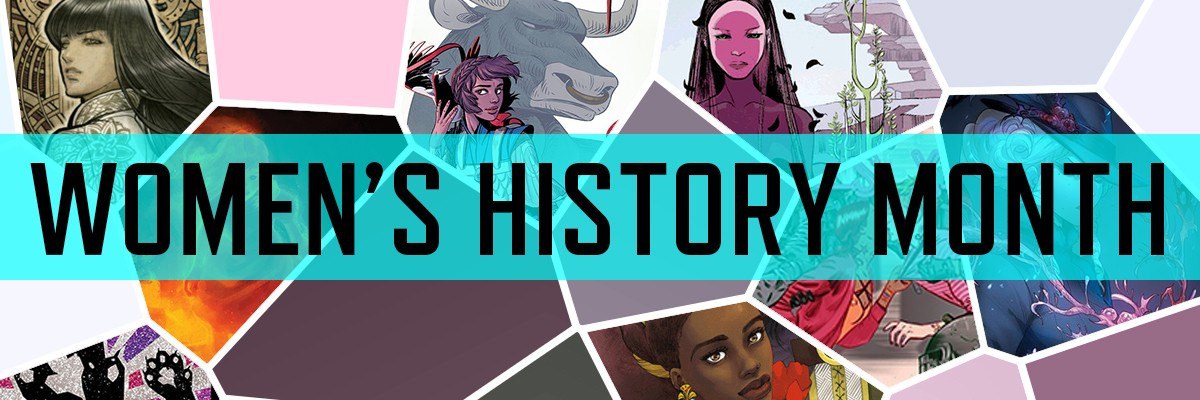 Essential Comics to Read for Women's History Month