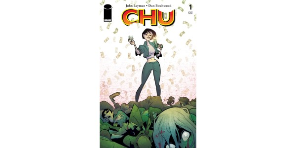 JOHN LAYMAN SERVES CHEW FANS TWO EXTRA HELPINGS: NEW SPINOFF SERIES CHU THIS JUNE, OUTER DARKNESS/CHEW TRADE PAPERBACK IN JULY
