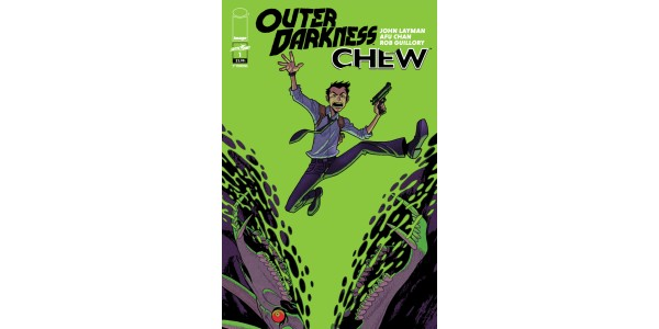 OUTER DARKNESS/CHEW CROSSOVER SELLS OUT, FANS HUNGRY FOR MORE CAN SINK THEIR TEETH INTO NEW PRINTING