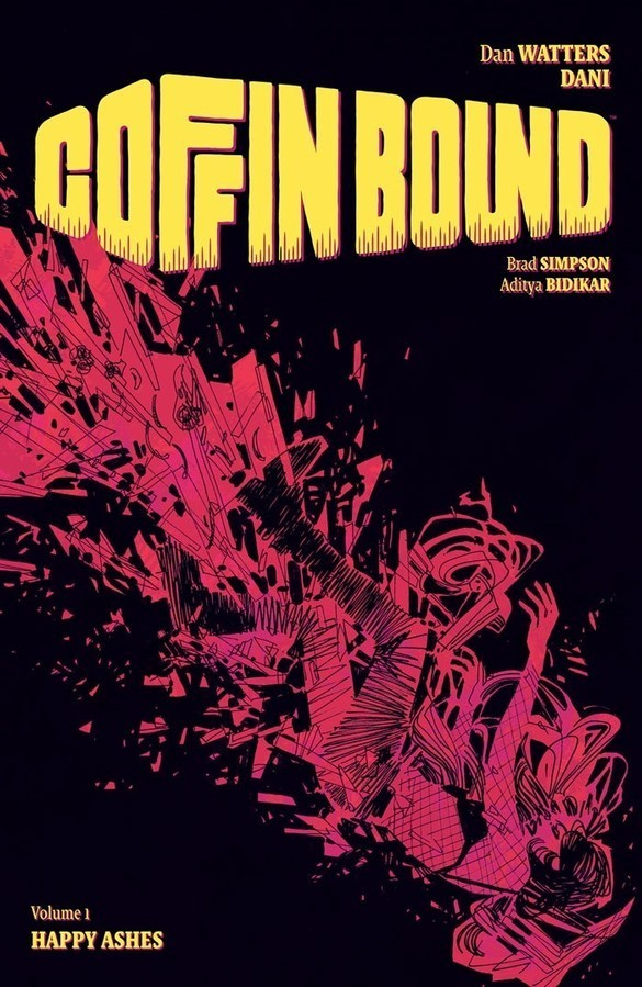 Coffin bound vol 1 happy ashes tp 8c0762405d