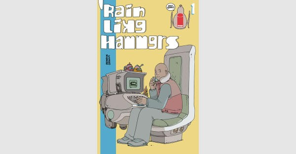 KING CITY AND PROPHET WRITER/ARTIST BRANDON GRAHAM'S MINISERIES RAIN LIKE HAMMERS SET TO LAUNCH IN JANUARY
